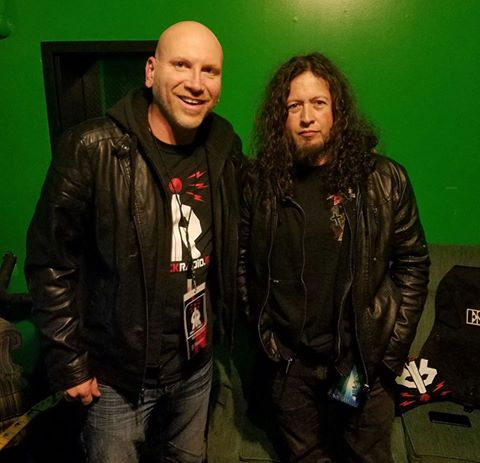 Queensryche's Michael Wilton